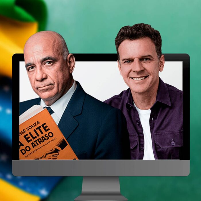 Compreendendo a Elite do Atraso com Jessé Souza e Eduardo Moreira